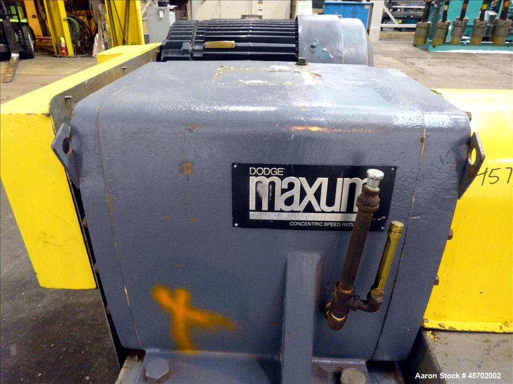 Used- The Bonnot Co. Model 10 EXT Single Screw Extruder