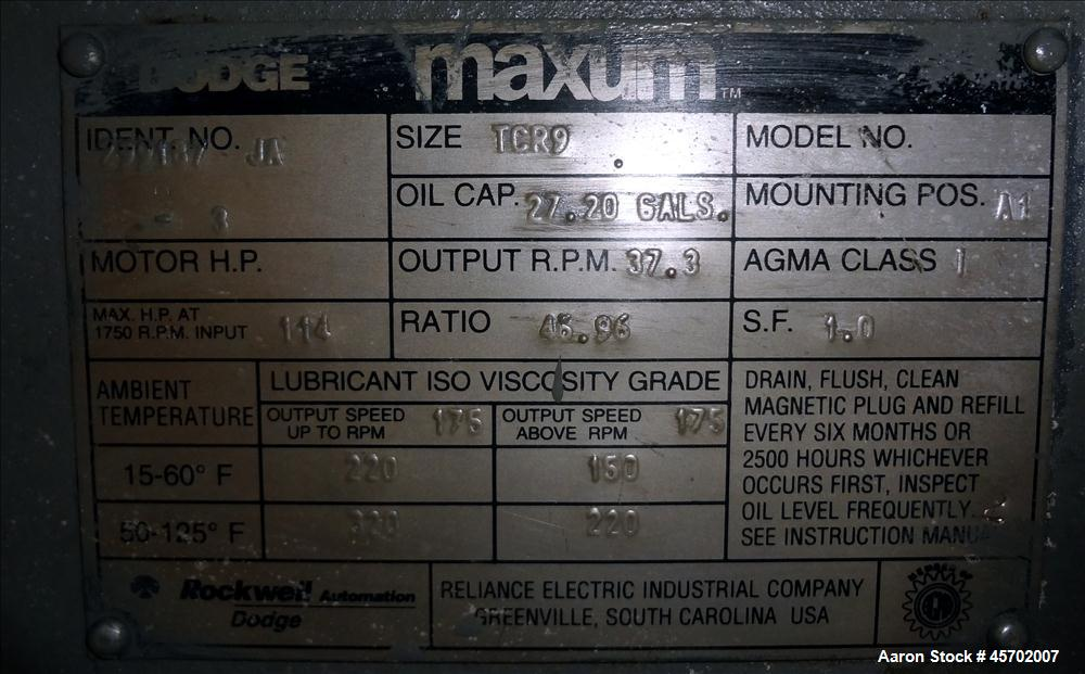 Used- Bonnot Co. Model 10 EXT Single Screw Extruder
