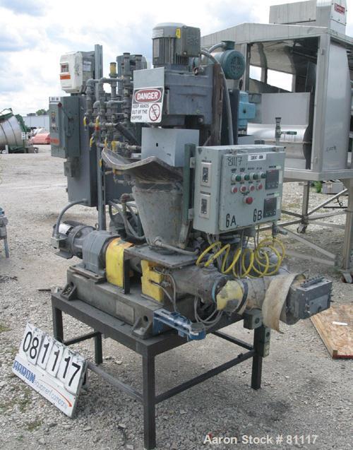 Used- Bonnot Extruding System