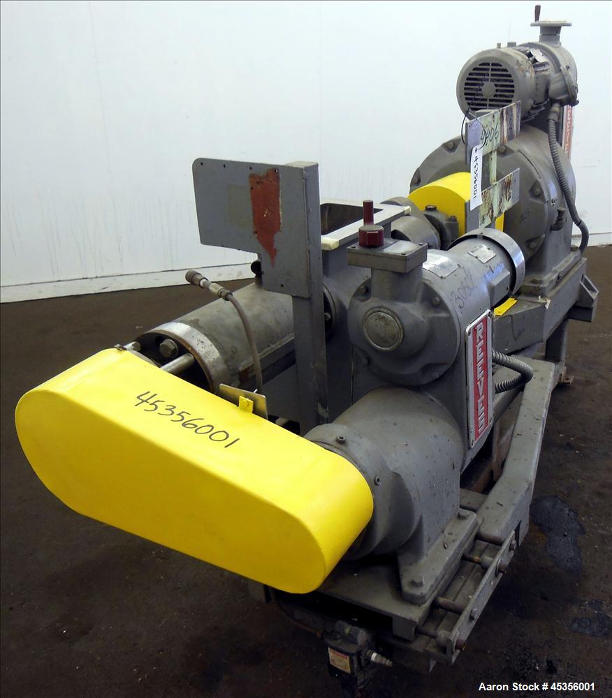 Used- Bonnot Extruder, Model 4""