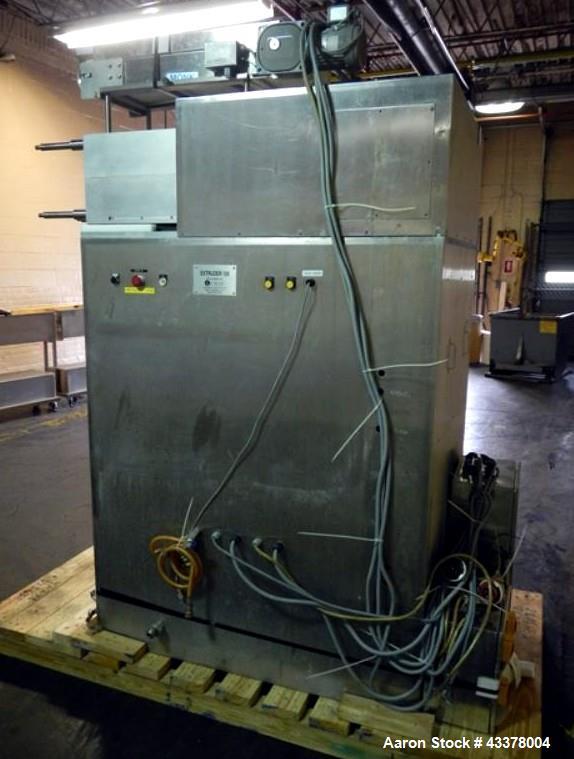 Used- Caleva Spheronizer System
