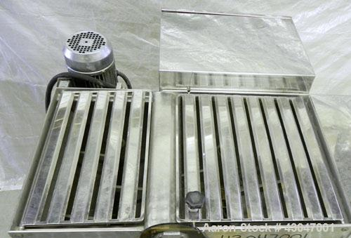 Used- Stainless Steel Macchine Per Pasta Pasta Machine, Model TRD 150