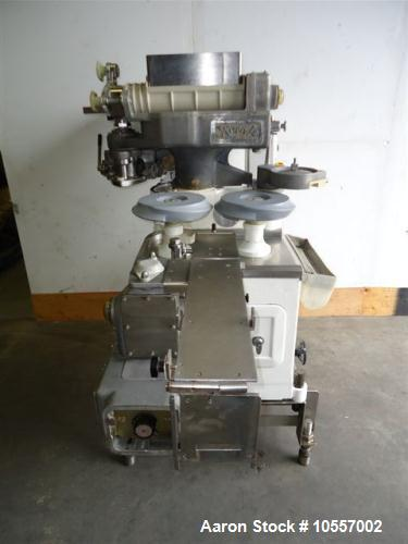 Used- Rheon Encrusting Machine, Model 207S