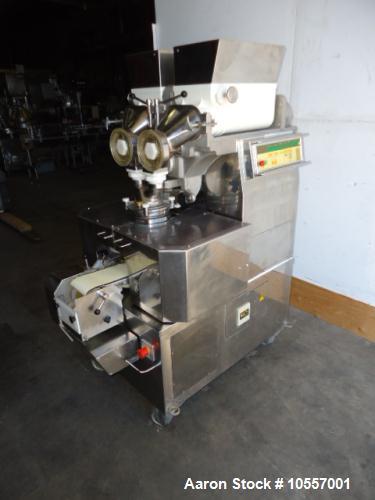 Used- Rheon Encrusting Machine, Model Cornucopia KN200