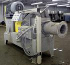 Used- Bonnot Co. Model 10 EXT Single Screw Extruder, Carbon Steel. 10