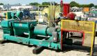 USED- Bonnot Forming Extruder With Cutter, Model 10 Preform, Carbon Steel. Approximately 10