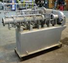 Used- Bonnot Extruder, 304 Stainless Steel