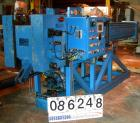 USED: C A Lawton 285 ton lithium extruder, model 285TONEX. Barrel diameter 4-1/2