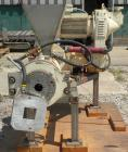 Used- Stainless Steel Teledyne Readco Continuous Crosshead Extruder, Model 5