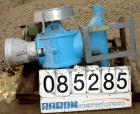 Used- Carter Day Rotary Valve, Model 8CI12, Carbon Steel. 8