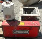 Used- Horizon Systems Rotary Airlock, Model F94G0441, 304 Stainless Steel. Approximate 10