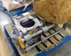 Used-Nu-Con Engineering Stainless Steel Rotary Valve, Model  DT750DEM, S/N: 8975656. Includes USDA sanitary non-stick rotor,...