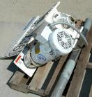 USED: Rotolock Rotary Valve, model 20RVSSSS1B000A, 316 stainless steel. 8