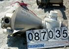 Used- Shick Rotary Valve, Model T225-2A, Cast Iron Housing. Approximate 8