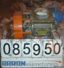 USED: Young Industries rotary valve, model 8INLH, 304 stainless steel.8