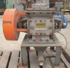 USED: Young Industries Rotary Valve, Model 8INLH, 304 stainless steel. 8