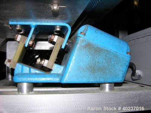 Used- Stainless Steel Syntron Magnetic Feeder, Model F0101