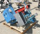 USED: FMC Syntron electromagnetic vibrating feeder, model F212B, 430 stainless steel clad. 8