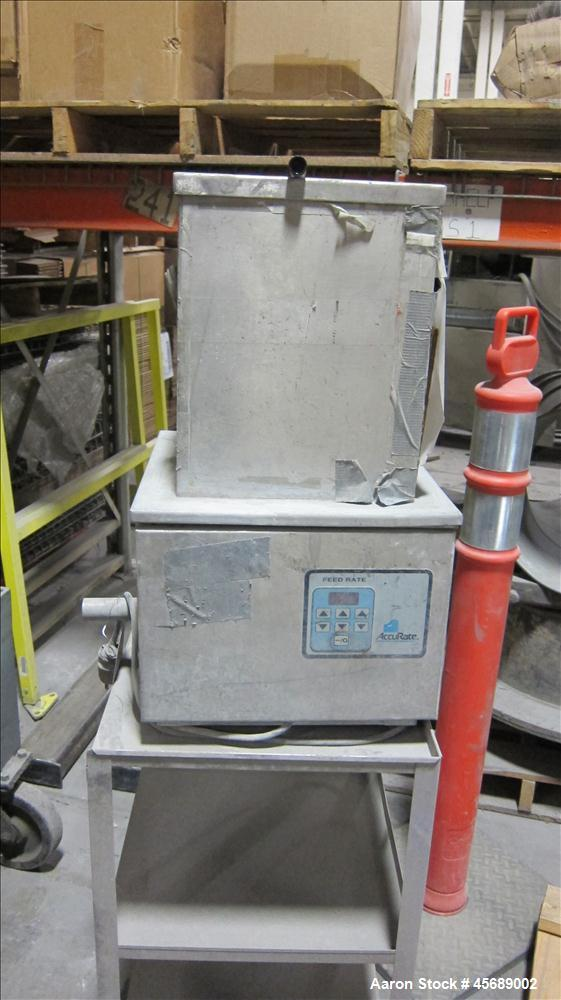 "Used-Accurate Feeder, Approximately 1""."
