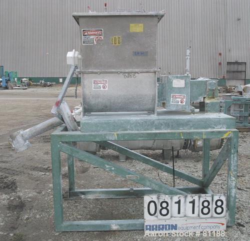 Used- Acrison Continuous Feeder System, Model 403B