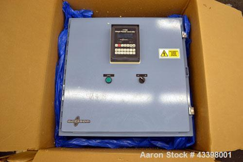 Used- Acrison Weight-Loss-Differential Weigh Feeder, Model 405-50-50-BDF1-D/2, 304 Stainless Steel. Feed range 50 pounds per...