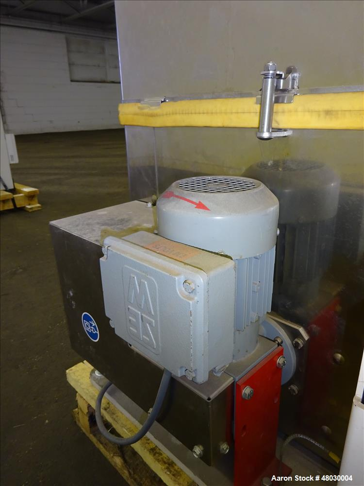 sed- Brabender Flexwall Loss In-Weight Feeder,