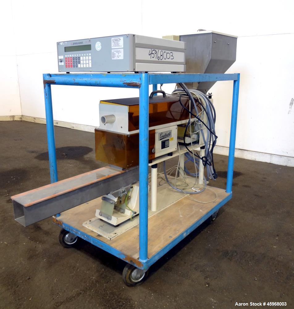Used- Engelhardt Continuous Dosing Weigher, Type KDE GL 100E.