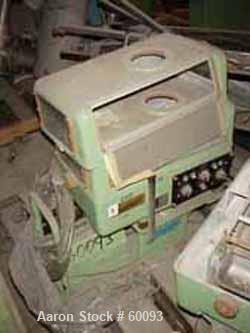 "USED: Engelhardt feeder, model PRI-150-K, weigh style precisionfeeder. Scale type 150""1"". SN: 611 220V. Year 1978."