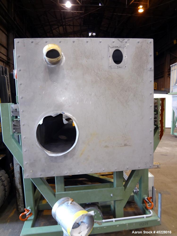 Used- Gericke Gravimetric Loss-in-Weight Feeder