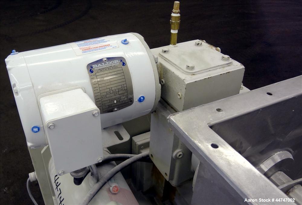 Used- K-Tron Volumetric Loss In Weight Feeding System
