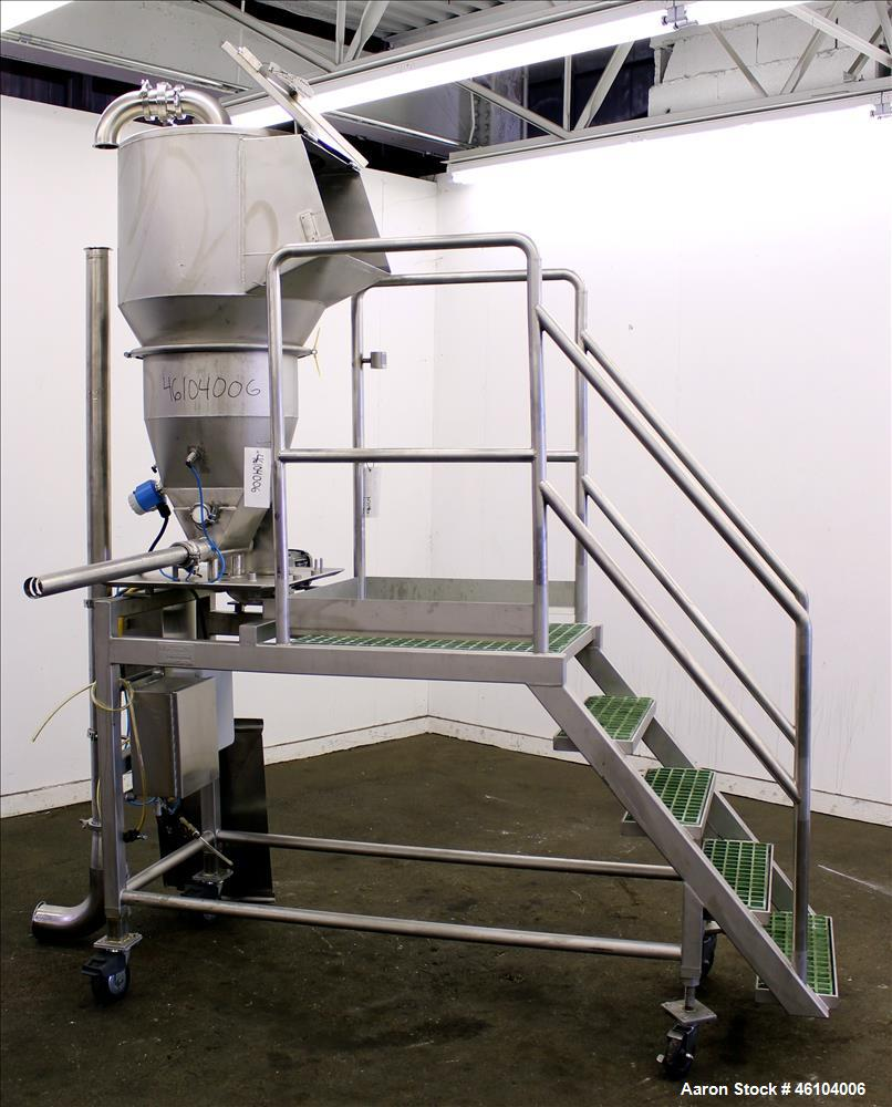 Used- Marchant Schmidt Volumetric Feeder