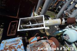 Used- Stainless Steel Acrison Feeder, Model 140-R