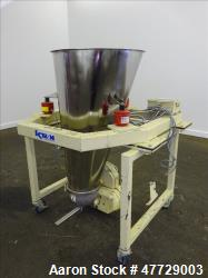 Used- K-Tron Loss-in-Weight Feeder, Model K2LT20, 316 Stainless Steel.