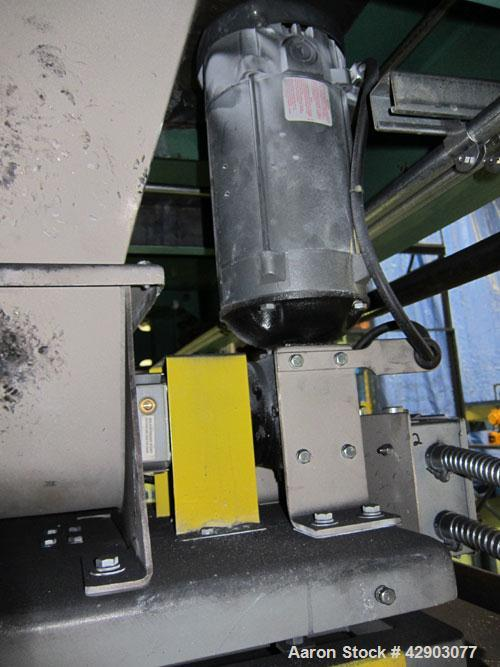 Used-Metalfab Volumetric Feeder.