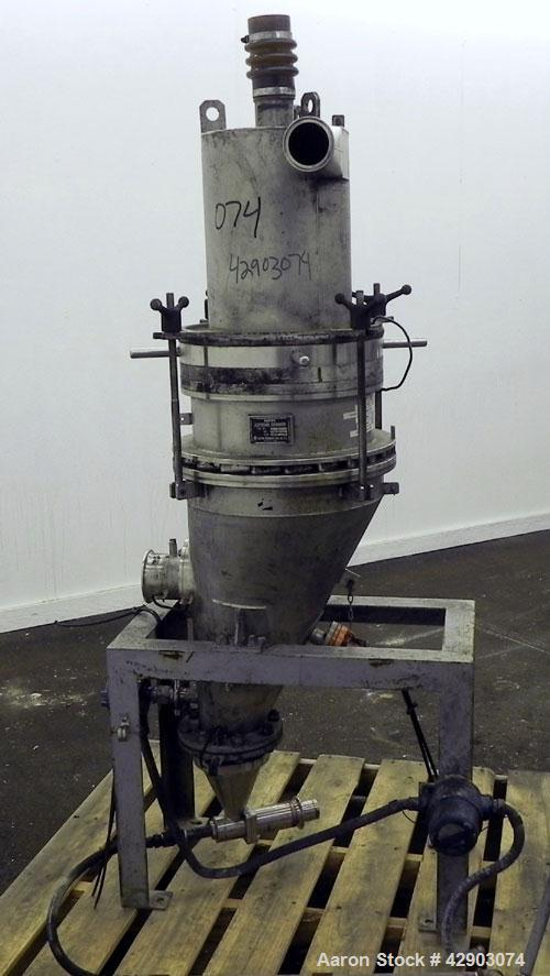 Used- Stainless Steel NPK Dispersion Seperator, Model DS-5