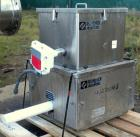Used- Schenck AccuRate Dry Material Feeder, model MOD610M, stainless steel. Approximately 1-3/8