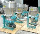 USED: Accurate Volumetric Feeding System consisting of: (1) Multi feeder, 26.25 pounds per minute max, 2.03 min. Approximate...
