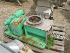 USED: Acrison volumetric feeder, model 105Z-H, 316 stainless steel. 2-3/4
