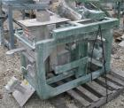 Used- Acrison Model 403B Continuous Feeder System Consisting Of: (1) Acrison high capacity volumetric dry feeder, model 140S...
