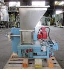 Used- Acrison Loss In Weight Feeder, Model 407-200-100-101-0-00. Stainless steel construction, approximately 2