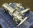 Used- Stainless Steel De Dietrich Powder Pump, Model PTS-150-N
