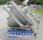 Used- K-Tron screw type modular loss in weight feeder, model K-MLT80, 304 stainless steel. Approximately 3