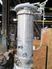 Used- Schenk Accurate Volumetric Feeder, Type MOD602M. Stainless steel screw and spout, 2.25