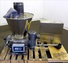 Used- Stainless Steel Schenck Loss in WeightFeeder, Type MODLC-1G-2AX, (1) 1.5