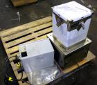 Used-Schenk Volumetric Feeder, Model S300040, Stainless steel, 1