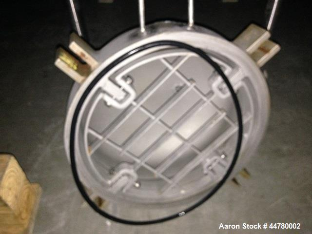 Used- Stainless Steel Filter Specialists Cartridge Filter, Model FSP-252-304SS