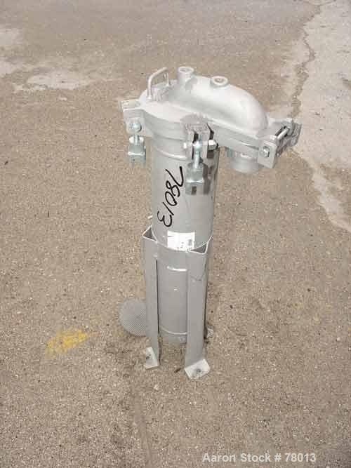 Used- Filter Specialists Bag Filter, Model NS-151