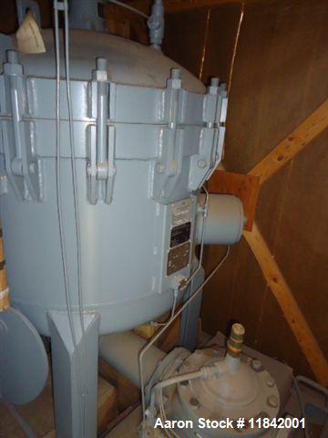Aluminum General Steel Tank Company Filter Housing, Model 0212