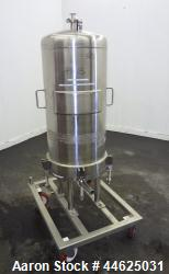 Used- Stainless Steel Cotter Brothers Cartridge Filter Housing