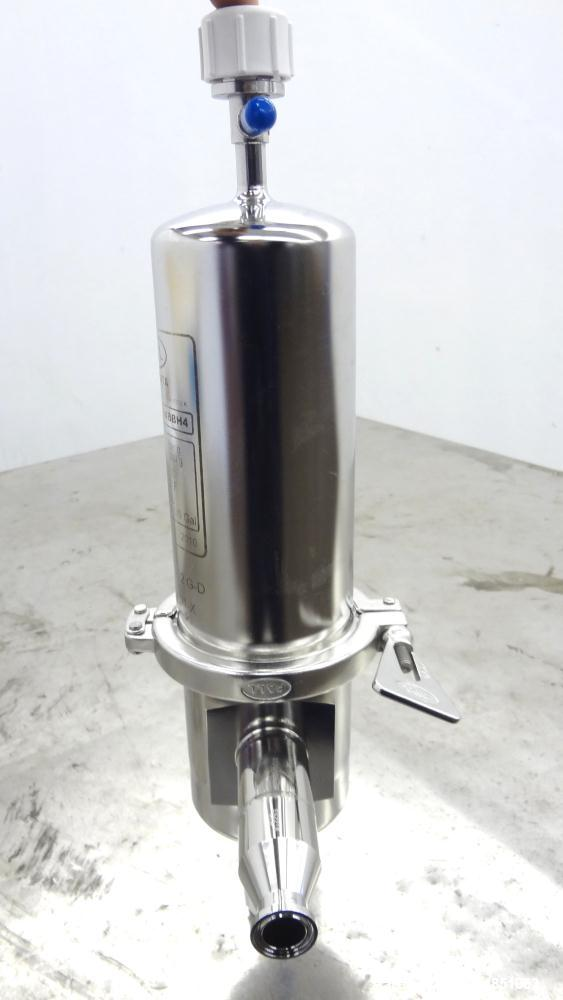 Stainless Steel Pall Advanta Gas Filter Housing